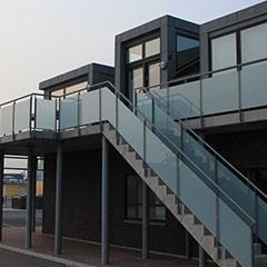 Penthouse ferielejligheder i centrum af Søndervig
